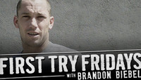 First Try Fridays -- With Brandon Biebel