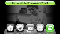 TEXT YOSELF BEEFO YO WRECK YOSELF -- With Daniel Espinoza