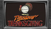 THRASHIN' THANKSGIVING