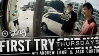 First Try Thursdays -- With Andrew Langi & Jack Curtin