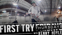 First Try Thursdays -- With Kenny Hoyle