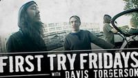 First Try Fridays -- With Davis Torgerson