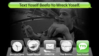 TEXT YOSELF BEEFO YO WRECK YOSELF -- With Chris Troy