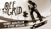 Off The Grid -- With Kenny Anderson & Steve Nesser