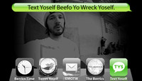 TEXT YOSELF BEEFO YO WRECK YOSELF -- With Chris Cole