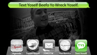 TEXT YOSELF BEEFO YO WRECK YOSELF -- At Berrics Agenda