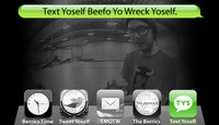 TEXT YOSELF BEEFO YO WRECK YOSELF -- With Skate Talk Bob