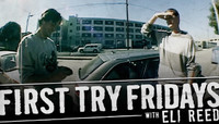 First Try Fridays -- With Eli Reed