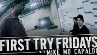 First Try Fridays -- With Mike Mo Capaldi