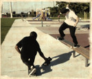 SK8RAT PRESENTS... -- Cory & Compton Bench Wildness