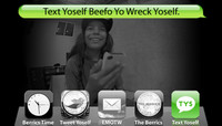 TEXT YOSELF BEEFO YO WRECK YOSELF -- With Louie Lopez