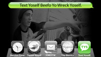 TEXT YOSELF BEEFO YO WRECK YOSELF -- With Davis Torgerson