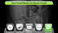 TEXT YOSELF BEEFO YO WRECK YOSELF -- With Nate Broussard and Brad Cromer