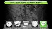 TEXT YOSELF BEEFO YO WRECK YOSELF -- With Nate Broussard and Brad Cromer