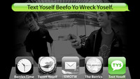 TEXT YOSELF BEEFO YO WRECK YOSELF -- With Josh Harmony