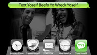 TEXT YOSELF BEEFO YO WRECK YOSELF -- With Benny Fairfax