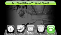 TEXT YOSELF BEEFO YO WRECK YOSELF -- With Zered Bassett