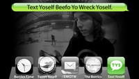 TEXT YOSELF BEEFO YO WRECK YOSELF -- With Tom Asta