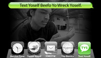TEXT YOSELF BEEFO YO WRECK YOSELF -- With Luis Tolentino