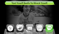 TEXT YOSELF BEEFO YO WRECK YOSELF -- With Albert Nyberg