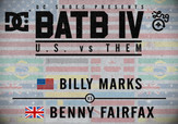 BATB 4 -- Billy Marks vs Benny Fairfax