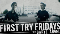 First Try Fridays -- With Daryl Angel