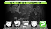 TEXT YOSELF BEEFO YO WRECK YOSELF -- With JT Aultz and Ernie Torres