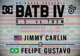 BATB 4 -- Jimmy Carlin vs Felipe Gustavo
