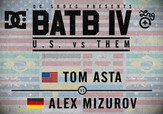 BATB 4 -- Tom Asta vs Alex Mizurov