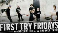 First Try Fridays -- With The McClung Brothers & The Brunner Twins