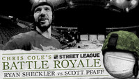 BATTLE ROYALE -- RYAN SHECKLER vs SCOTT PFAFF