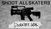 Shoot All Skaters -- Socrates Leal