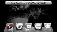 TEXT YOSELF BEEFO YO WRECK YOSELF -- With Mark Appleyard