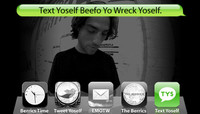 TEXT YOSELF BEEFO YO WRECK YOSELF -- With Eli Reed