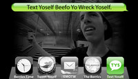 TEXT YOSELF BEEFO YO WRECK YOSELF -- With Luan Oliviera