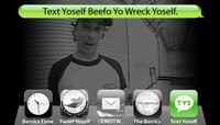 TEXT YOSELF BEEFO YO WRECK YOSELF -- With James Craig