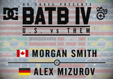 BATB 4 -- Morgan Smith vs Alex Mizurov