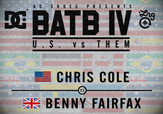 BATB 4 -- Chris Cole vs Benny Fairfax