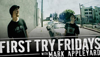 First Try Fridays -- With Mark Appleyard