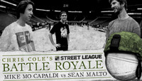 BATTLE ROYALE -- MIKE MO CAPALDI vs SEAN MALTO