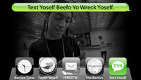 TEXT YOSELF BEEFO YO WRECK YOSELF -- With Nyjah Huston
