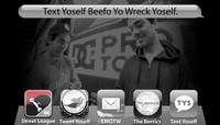 TEXT YOSELF BEEFO YO WRECK YOSELF -- With Nick Dompierre