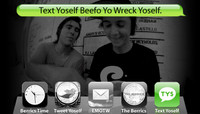 TEXT YOSELF BEEFO YO WRECK YOSELF -- With Kenny Hoyle