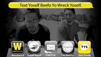 TEXT YOSELF BEEFO YO WRECK YOSELF -- With Justin Brock
