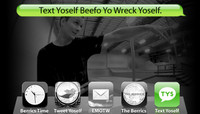 TEXT YOSELF BEEFO YO WRECK YOSELF -- With Morgan Smith