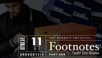 FOOTNOTES -- Eric Koston - Part 1