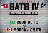 BATB 4 -- Rodrigo Tx vs Morgan Smith