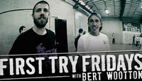 FIRST TRY FRIDAYS - MANNY MANIA -- With Bert Wootton