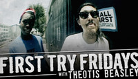 First Try Fridays -- With Theotis Beasley