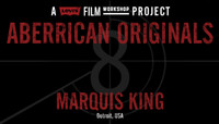ABERRICAN ORIGINALS -- MARQUIS KING